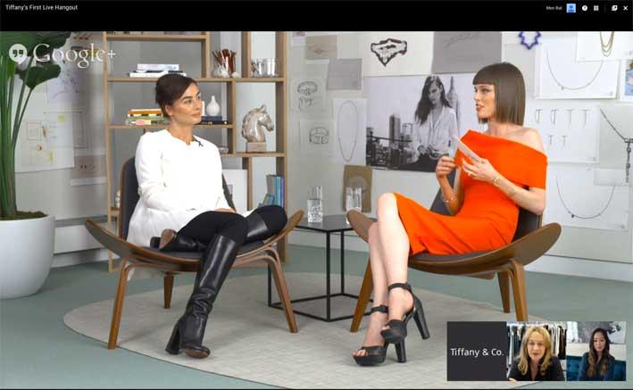 L'incontro online con Francesca Amfitheatrof e la top model Coco Rocha