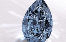Il diamante da 29 milioni di euro, blue diamond