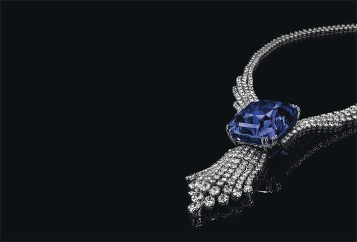 Lo zaffiro Blue Belle dell'Asia: 17,2 milioni di dollari