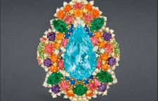 Anello della collezione Dear Dior, Dentelle Chantilly multicolore