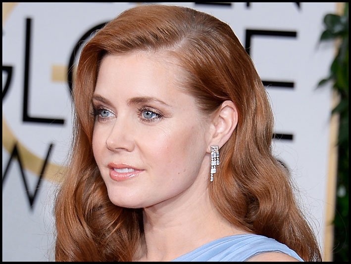 Amy Adams ai Golden Globe 2015