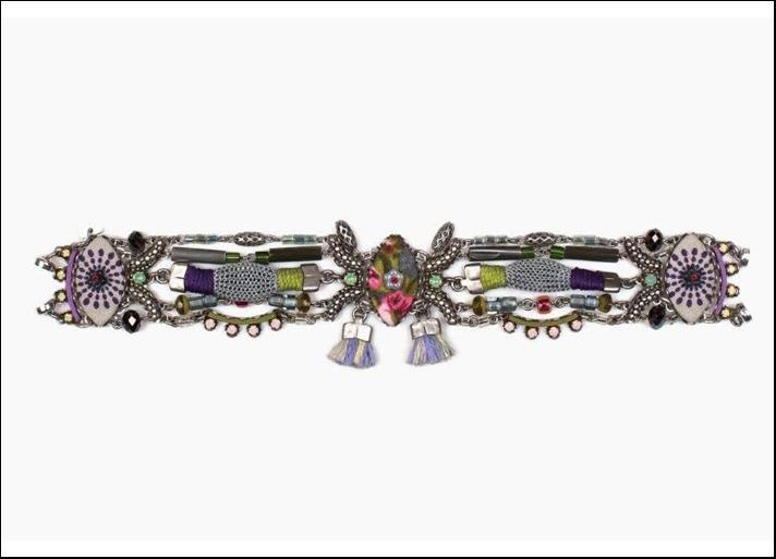 Ayala Bar, braccialetto Hip. Prezzo: 177 euro