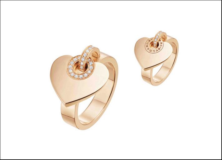 Bulgari cuore d 39 oro for Tiffany sito americano