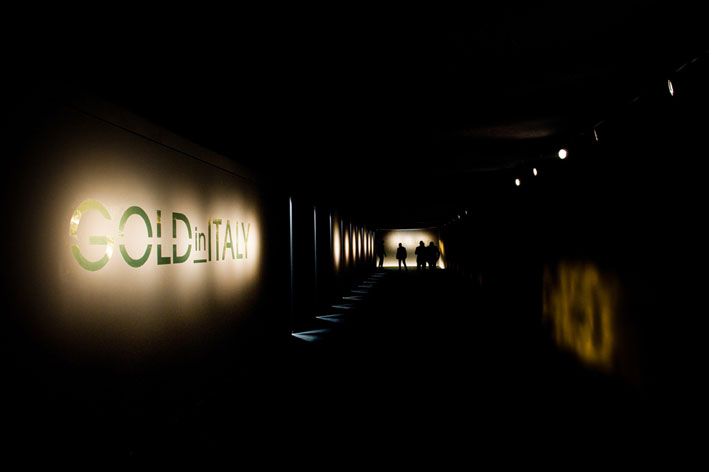 Gold/Italy, evento dedicato al Made in Italy nella produzione orafa, organizzato ad Arezzo