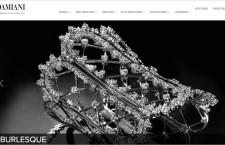 Il nuovo sito di Damiani