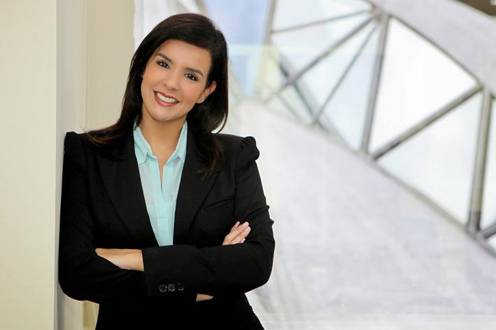 Judy Meana, vice presidente di Panama Diamond Exchange