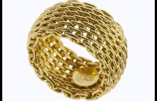 Bracciale d'oro firmato 1Ar