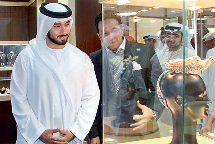 Shaikh Majid bin Mohammed bin Rashid Al Maktou