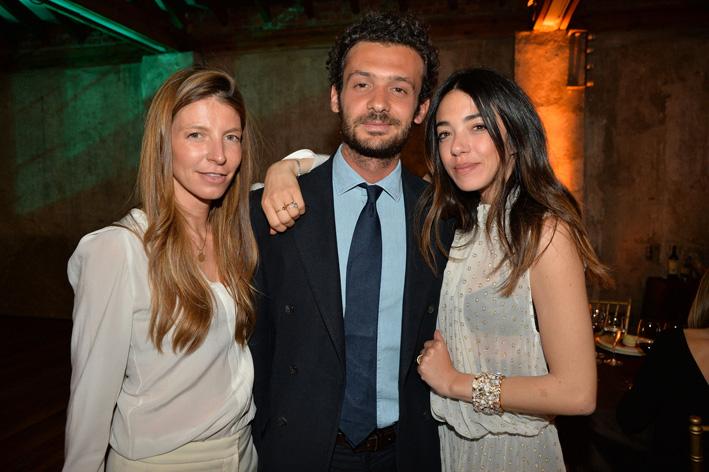 Virginia Galateri di Genola, Pietro Ruffini e Valentina Scambia