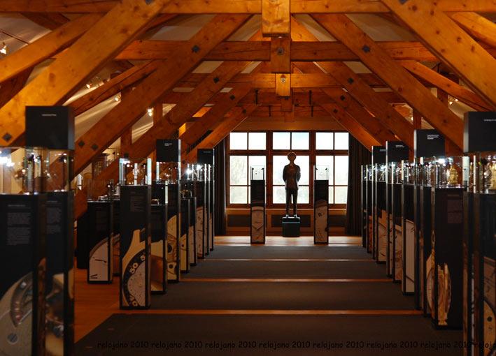 Museo Chopard a Fleurier fuori Ginevra