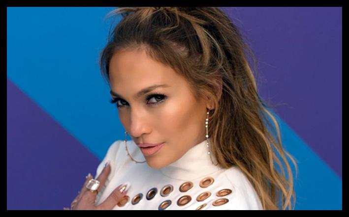 Jennifer Lopez con gli orecchini Rugiada di Mattia Cielo