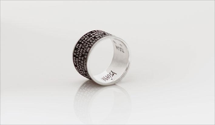 L'anello Origine di Tuum