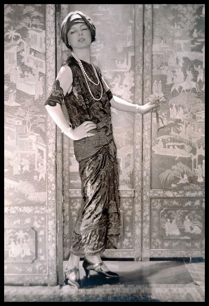 Jeanne Toussaint, direttrice della gioielleria Cartier dal 1933
