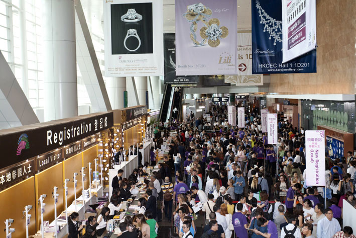 La Hong Kong Jewellery & Gem Fair