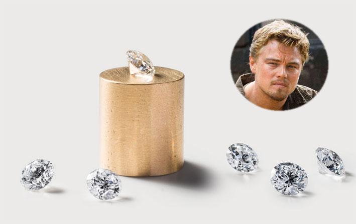 Le gemme sintetiche di Diamond Foundry  e Leonardo DiCaprio