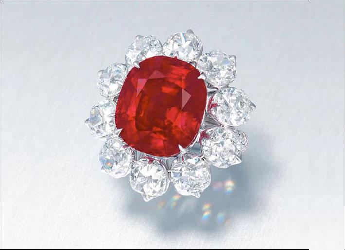 The Crimson Flame, venduto per 18,3 milioni di dollari
