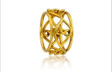Anello in oro giallo 18 carati