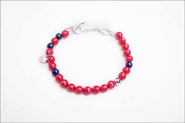 (Italiano) Halibut in rosso e blu