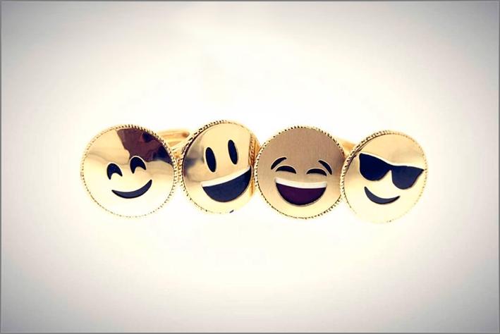 Anelli Smile di Pomi