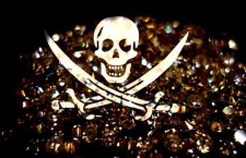 Italia seconda nella pirateria di gioielli