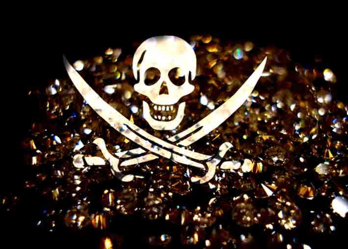 (Italiano) Italia seconda nella pirateria di gioielli