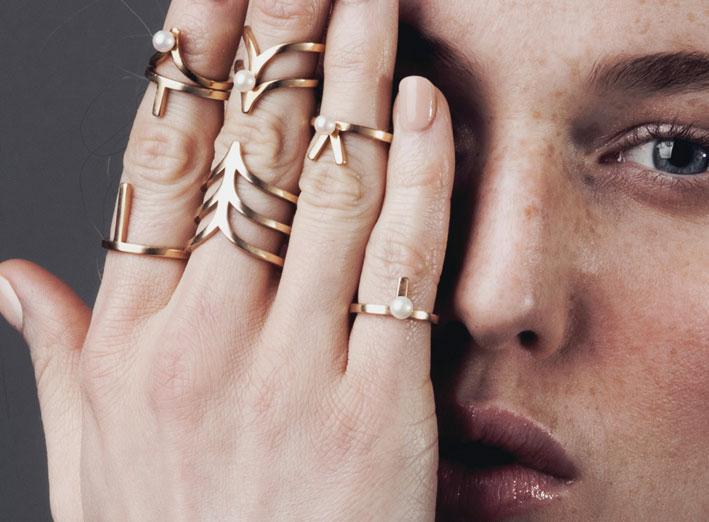 Come scegliere gli anelli in punta di dita
