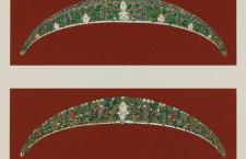 Diesgno per tiara Tutti i frutti di Cartier