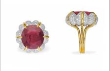 Jubilee Ruby, anello firmato Verdura. Stima: 12-15 milioni di dollari