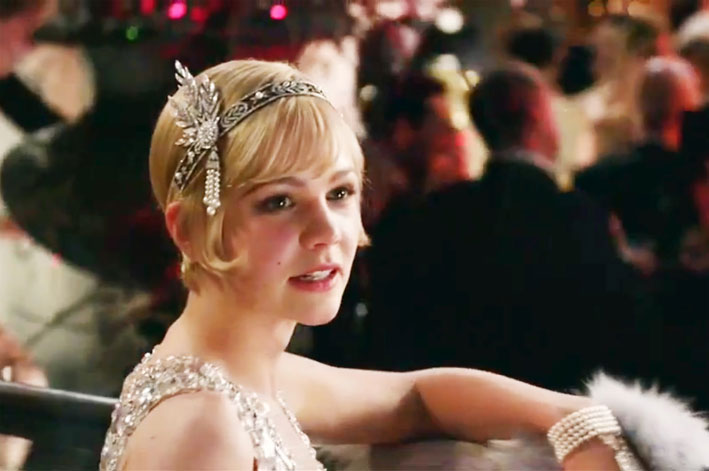 Carey Mulligan nel film «Il grande Gatsby»