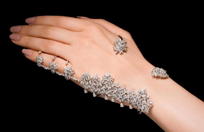 Yeprem, il bracciale Ararad della Y-Conic collection, vincitore dei Couture Awards