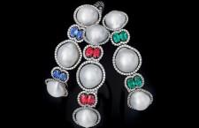 Bracciali con perle, zaffiri, rubini o smeraldi