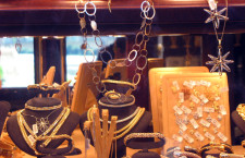 Vetrina di una gioielleria