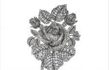"""Per Lee Siegelson tutto è iniziato con questa spilla realizzata da Mellerio c. 1850.  """"L'unico gioiello che ha cambiato il modo in cui guardo i gioielli - e mi ha messo su questa strada verso l'acquisto e la vendita dei più grandi esempi di gioielli del XIX secolo - era la Vanderbilt Rose"""". (Fonte: Facebook)"""