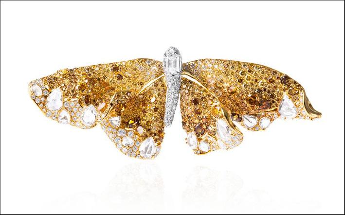 Farfalla del decimo anniversario