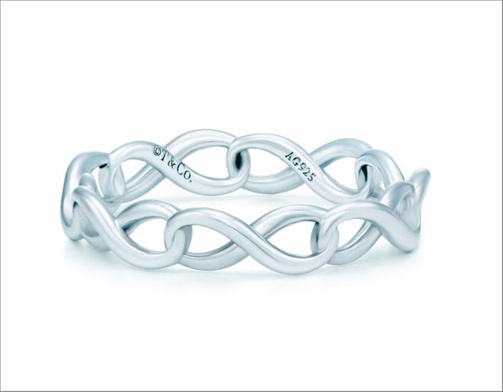 Fedina Infinity, argento. Prezzo: 250 euro