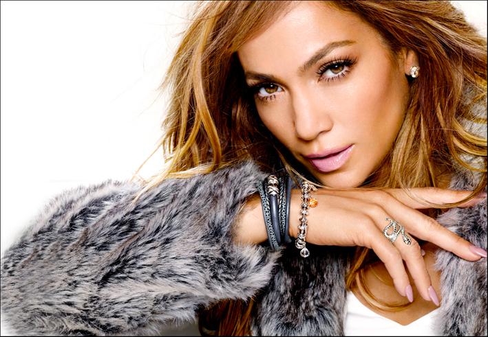 Jennifer Lopez e la nuova collezione per Endless Jewels