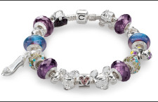 Bracciale Purple Disney