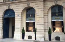 Esterno della boutique Damiani, al 19 di Place Vendome