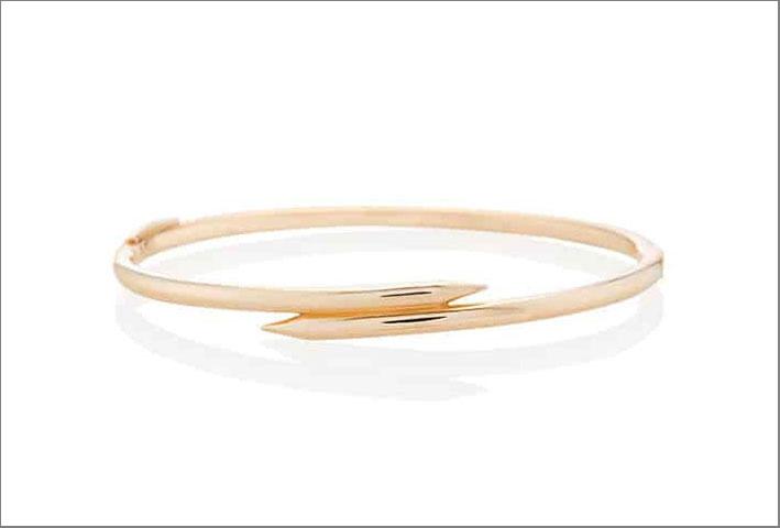 Bracciale in oro Wrap