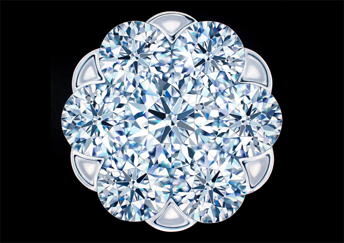 Il diamante disegnato per Coronet