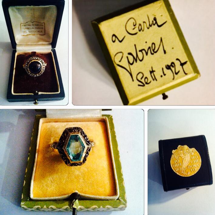 I gioielli di Gabriele D'Annunzio