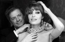 Robert Procop con Angelina Jolie
