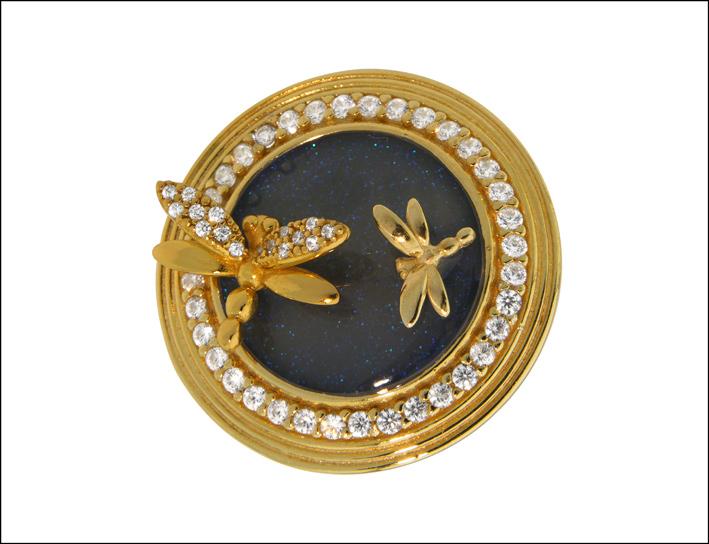 Anello della collezione Atrium