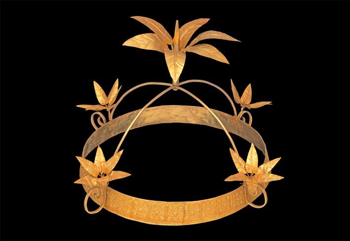Collana d'Oro, Sumatra, XIX-XX secolo