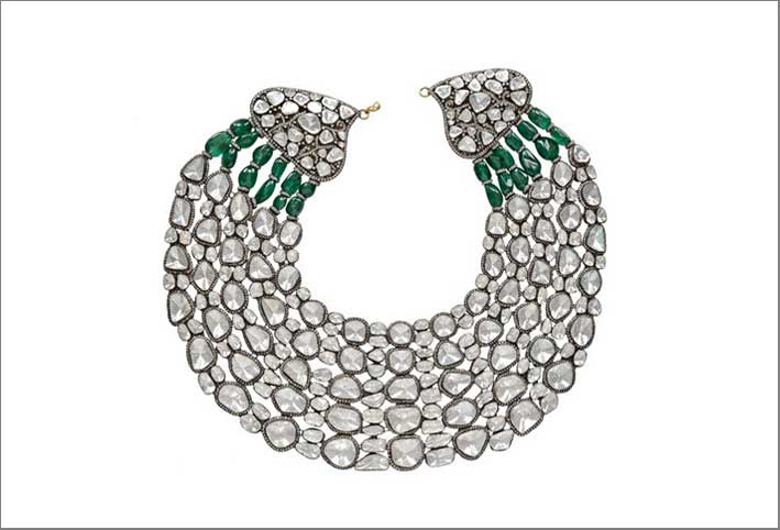 Maharani necklace di Amrapali