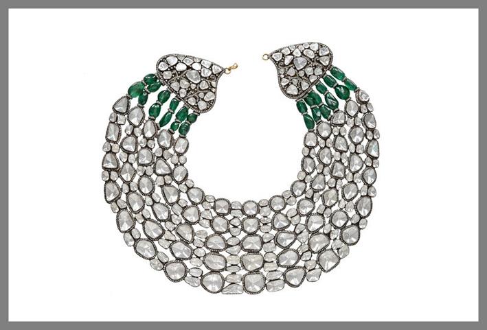 La collana Maharani di Amrapali
