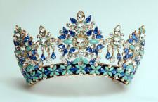 Corona per Miss Venezuela