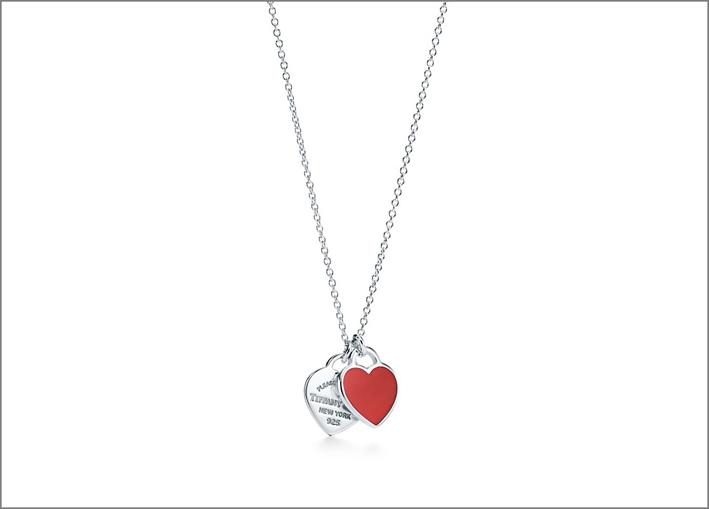 Pendente Heart mini. Prezzo: 140 euro