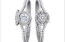 Jaeger LeCoultre, orologio Rendez-Vous Secret,  in oro grigio e 304 diamanti