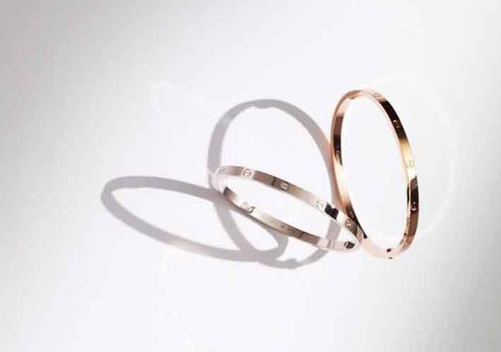 Il nuovo bracciale Love di Cartier